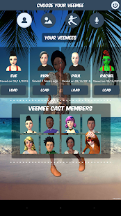 Veemee Avatar Video Messaging- screenshot thumbnail