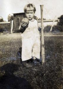 Dick at age 1