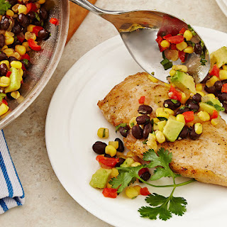 Chicken Black Bean Corn Salsa Recipes