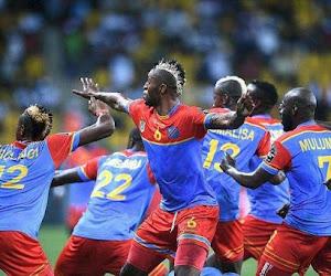 🎥 Incroyable, mais vrai !  Au bord de l'élimination à la CAN 2019, les Congolais prennent des selfies