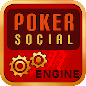 Poker Social Engine