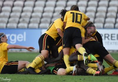 Red Flames U17 openen bijzonder interessant najaar voor Belgisch vrouwenvoetbal