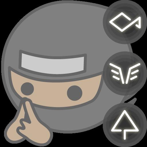 漢字忍者「い」(魚、鳥、木の名前編) 教育 App LOGO-APP開箱王