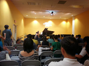 Photo: KC Chinese piano competition