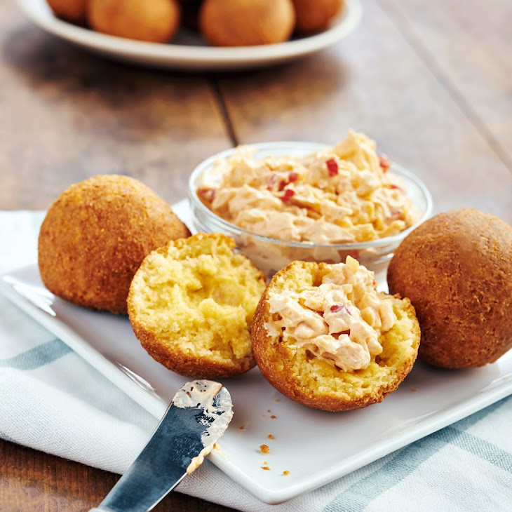 Hush Puppy Fritters Recipe