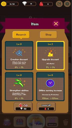 EffectParty : Idle Merge Effect  screenshots 11
