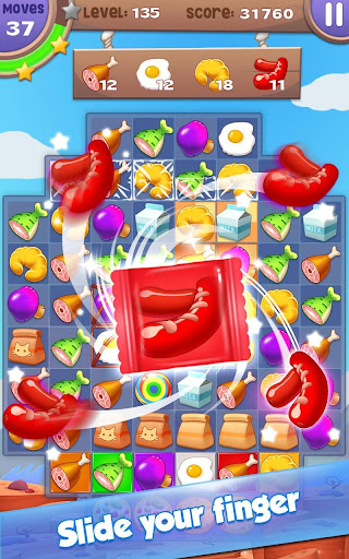 Cooking Mania: Ultra Fun Free Match 3 Puzzle Game 2.0.1.3107 7