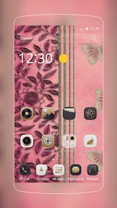 Soft Pink Theme screenshot 6