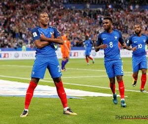 Kylian Mbappé Frankrijk Nederland