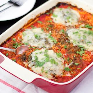 Chicken Tomato Rice Bake Recipes