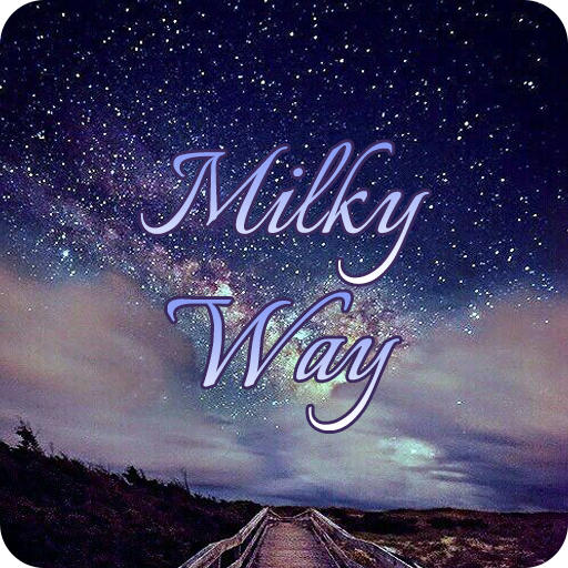 Milky Way Font for FlipFont , Cool Fonts Text Free