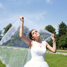 Wedding photographer Alla Bogatova (Bogatova). Photo of 31.07.2017