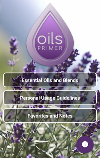 OilsPrimer Essential Oil Guide