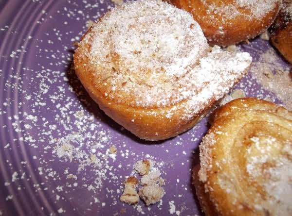 Walnut Raisin Pinwheels Recipe