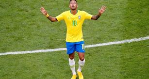Neymar es la estrella del Mundial.
