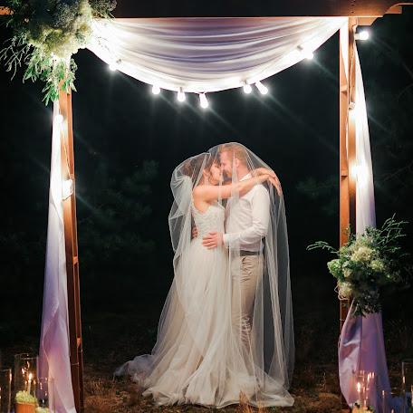 Wedding photographer Irina Amelyanchik (Amelyanchyk). Photo of 10.01.2018