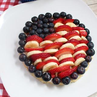 Patriotic Waffles