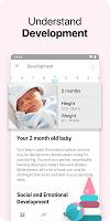 screenshot of Baby + – your baby tracker