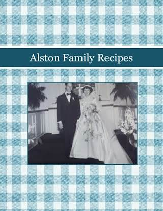 Alston Family Recipes