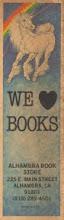 Photo: Alhambra Book Store