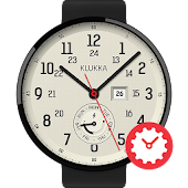 Gentleman watchface by Klukka