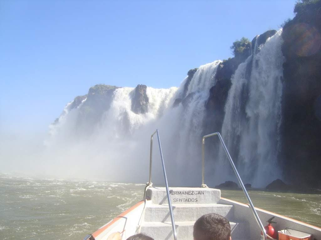 Bautismo Cataratas del Iguazú