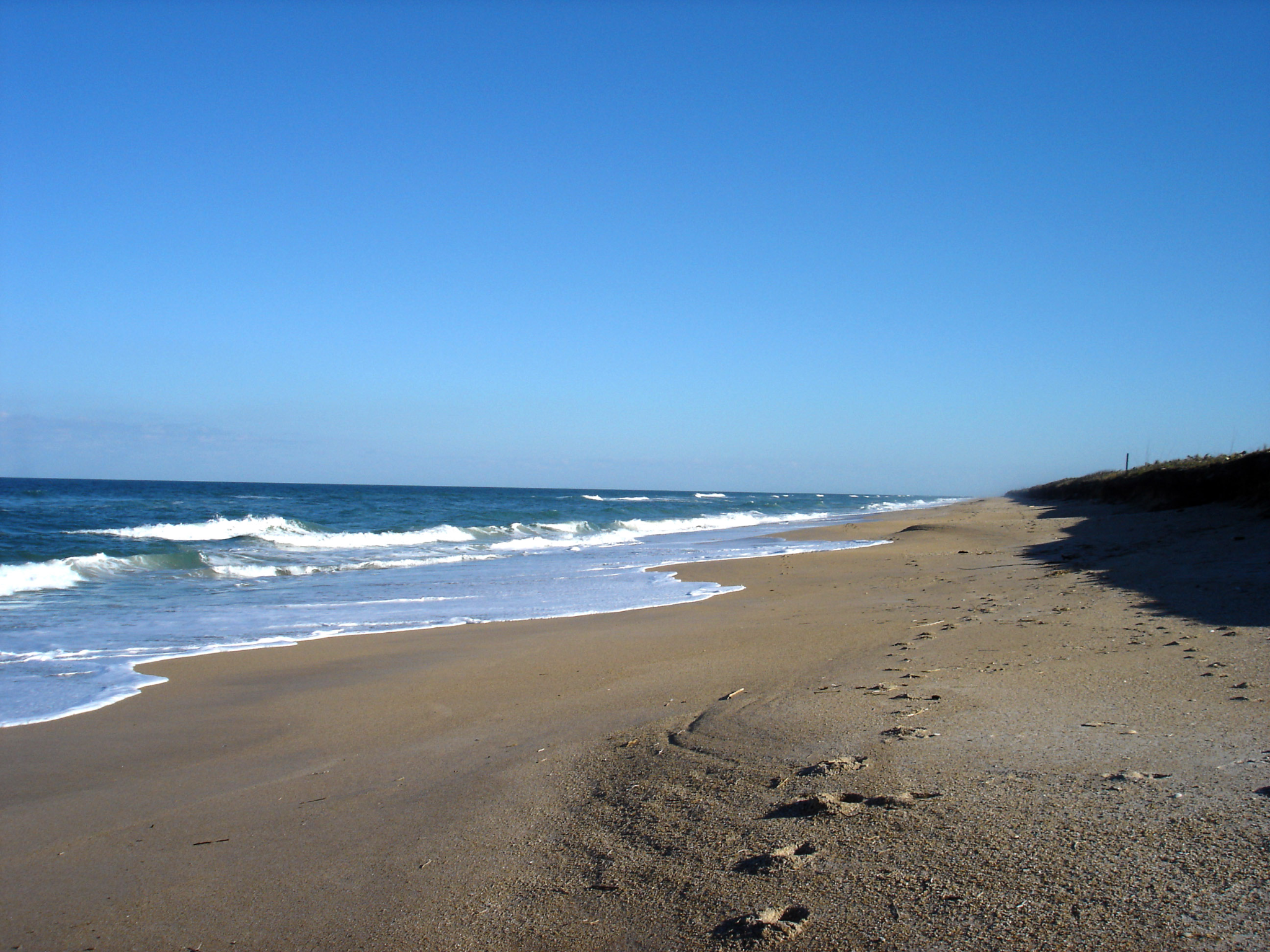 Canaveral National Seashore - East Coast Beaches