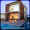 minimalis thouse design icon