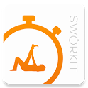 Stretching & Pilates Sworkit - Workouts for Anyone icon