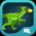 Dino Dana - Dino Express icon