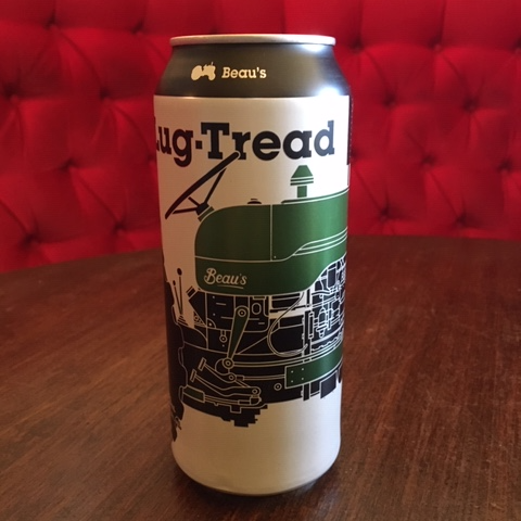 Beau's Lug Tread Can 473ml
