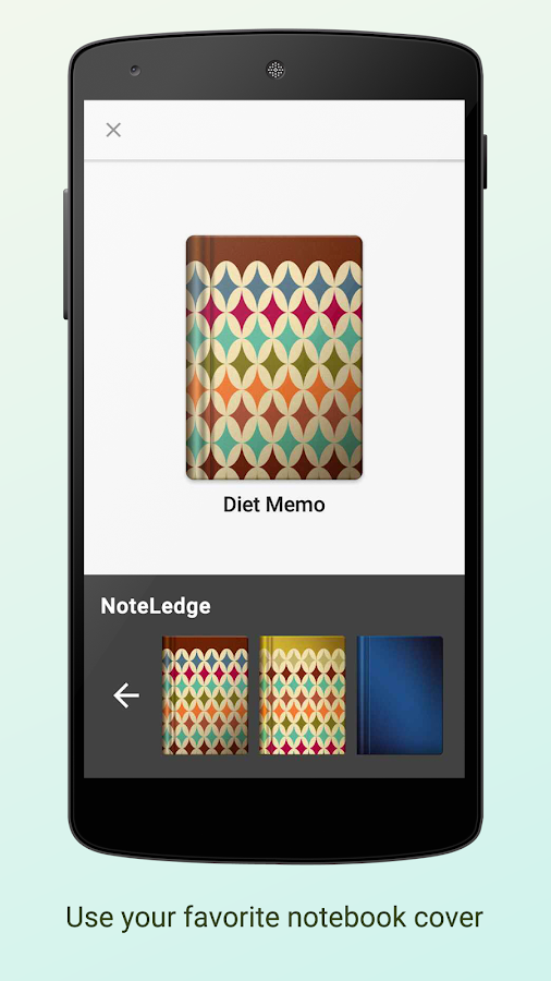 NoteLedge – Organize Notes, Diary, Audio, Video- screenshot