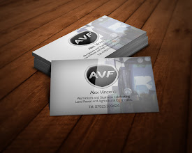 Photo: Business Card for AVF