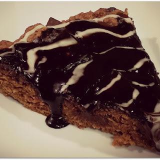 """Spookie"" Stout Cookie Cake."