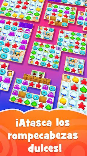 Candy Riddles: Gratis Match 3 Puzzle  trampa 2