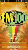 Screenshot of KCCN FM100