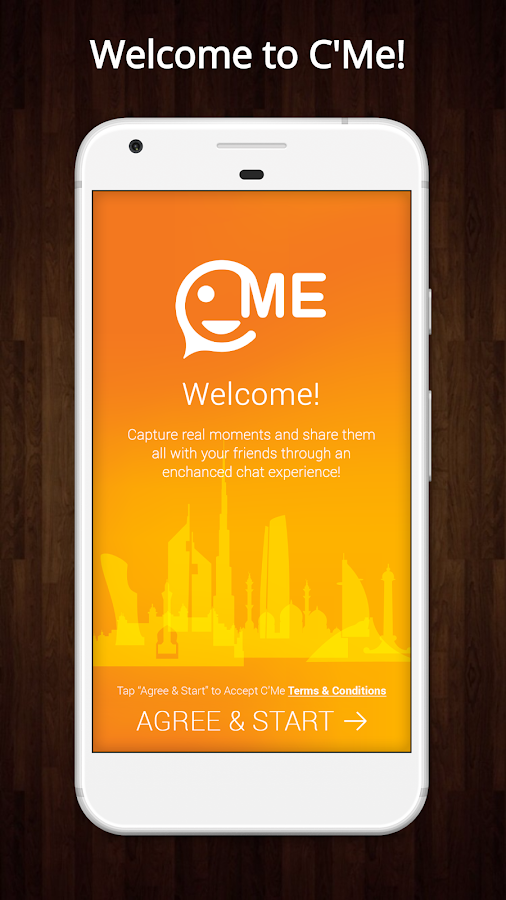 C'Me - Voice & Video Calls- screenshot