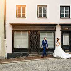 Wedding photographer Benjamin Janzen (bennijanzen). Photo of 03.10.2018
