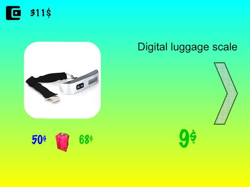 baggage bidder 1.3.3 screenshots 8