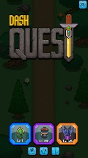 Dash Quest- screenshot thumbnail