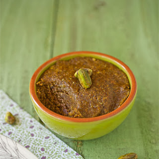 Homemade Pistachio Paste