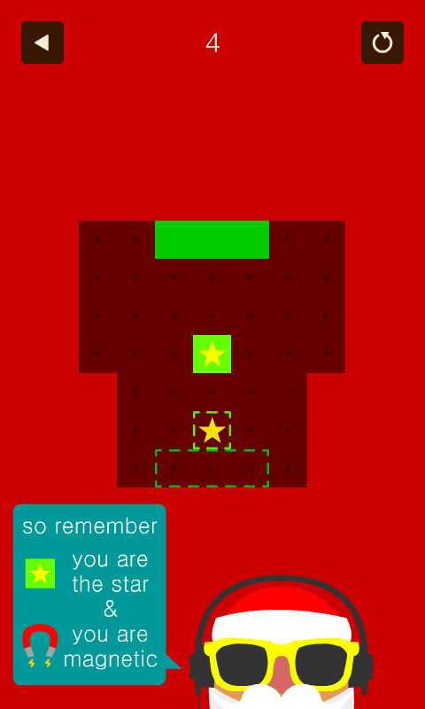 Blocky XMAS- screenshot
