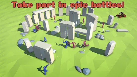 Real Battle Simulator- screenshot thumbnail