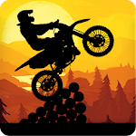 Shadow Bike Stunt Race 3d : Moto Bike Games Icon