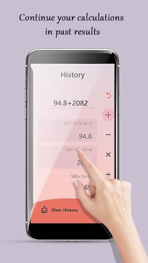 Calculator 1.2 screenshots 5