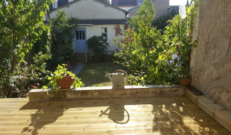 Maison avec jardin et terrasse Tours