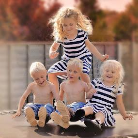 Family fun by Love Time - Babies & Children Children Candids (  )