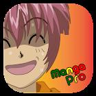 Manga Pro – Best Portuguese & Russain Manga Reader icon