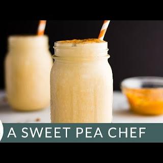 Pumpkin Cheesecake Protein Smoothie