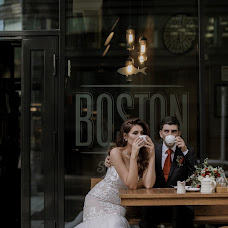 Wedding photographer Kristina Belaya (kristiwhite). Photo of 15.09.2018